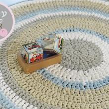 שטיחים סרוגים