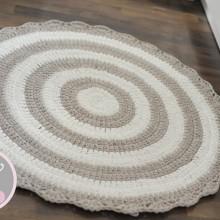 שטיח בז' ושמנת